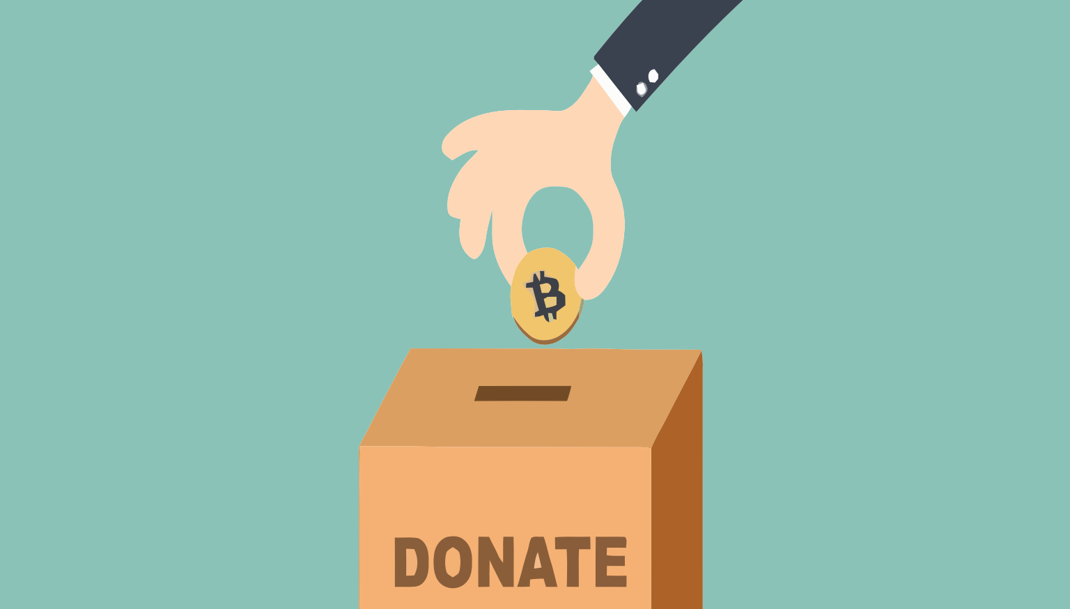 Bitcoin for Charity: The Case of BitHope.org